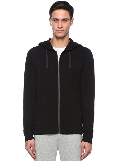 James Perse Sweatshirt Siyah